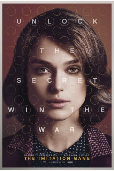 FIRST LOOK: Keira Knightley The Imitation Game poster exclusive on Inspirationde