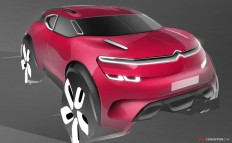 Citroën Aircross Concept | Automotive & Transport Design | Concept Art | Pinterest