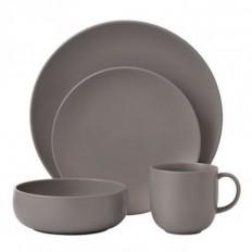 Royal Doulton Mode Stone 16 Piece Set - Royal Doulton - Brands | Kitchenware Superstore