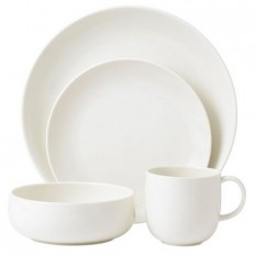 Royal Doulton Mode White 16 Piece Set - Royal Doulton - Brands | Kitchenware Superstore