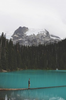 Glacier Waters on Inspirationde