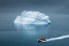 Arctic Iceberg Landscape - Photography Wallpapers