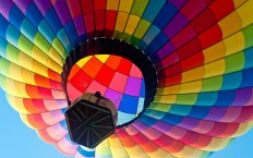 Colorful Hot Air Balloon - Photography Wallpapers