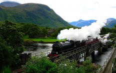 Vintage Steam Locomotive - Photography Wallpapers