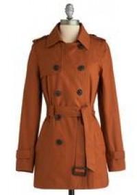 Haute-umn Leaves Coat | Mod Retro Vintage Coats | ModCloth.com