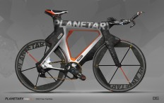Time Trial Bike - Danny Gardner