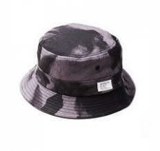Akomplice A.O.C. Bucket Hat Grey/ Black