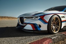 blurring the lines between driver and machine, BMW uncovers 3.0 CSL hommage R