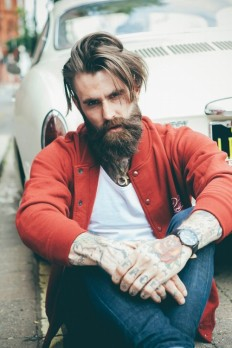 I WANT A THICKER BEARD! on Inspirationde