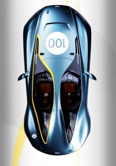 2013 Aston Martin CC100 Speedster Concept | INSPIRATION | Pinterest