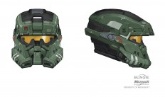 ArtStation - Halo: REACH multiplayer helmets , Isaac Hannaford