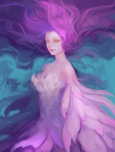 Flower Dress by chalii on DeviantArt