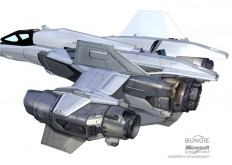 concept ships: Halo: Reach concept ships by Isaac Hannaford | Form Geometric | Pinterest