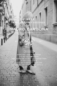 Branding project for Magro Cardona on Inspirationde