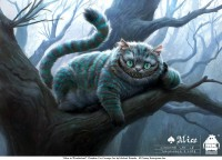Michael Kutsche - Character Design/ Concept Art/ Illlustration - Alice - cheshire_cat.jpg