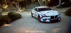 World Unveiling - The BMW CSL Hommage R