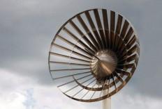 Silent wind turbine got 30 blades | Tomorrow is Greener
