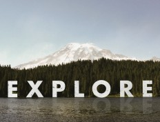 Go Explore by Zach Terrell on Inspirationde