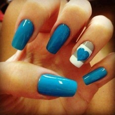Romantic and Special Nail Designs Pictures