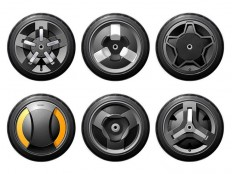 Segway Wheel Concept Sketches | Product Design Inspiration | Pinterest