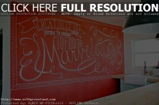 tintable chalkboard paint - Amazing Chalkboard Paint Ideas – JOS NYC