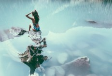 Nat Kelley – Joffre Lakes / Circa 1983 | AA13 – blog – Inspiration – Design – Architecture – Photographie – Art