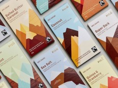 PICO Chocolate — The Dieline - Branding & Packaging