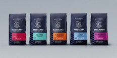 Bluebeard Coffee Roasters — The Dieline - Branding & Packaging