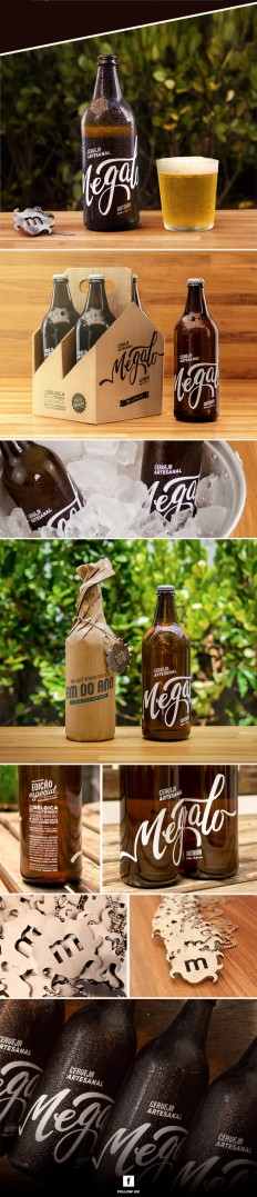 Megalo Beer on Inspirationde
