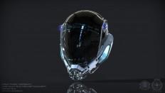 ArtStation - UEE Navy EVA Helmet Concept, Omar Aweidah