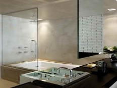 Bathroom Minimalist for Modern House - Bathroom Decorating Ideas