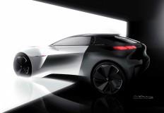 New Car: Peugeot Fractal concept - Car Design News