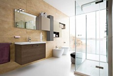 Bathroom with Modern Design and 3 Rules - Bathroom Decorating Ideas