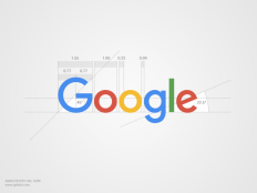 Google's New Logo Analyzed by Gal Shir on Inspirationde