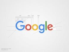 Google's New Logo Analyzed by Gal Shir in Logo design