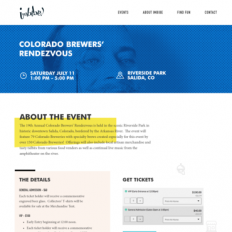 Imbibe 2.0 Preview Mode - InVision
