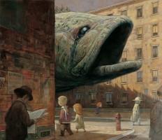 Shaun Tan narrative illustrations | Yoshink