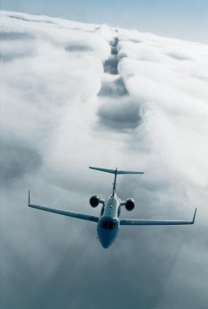 Exterior Learjet 40 xr on Inspirationde