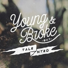 Young & Broke But Talented on Inspirationde