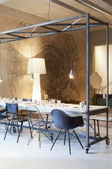 vosgesparis: An industrial loft & a stylist make an amazing home