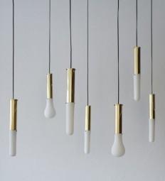 Shades for the brass Make Lamp by Hanieh Heidarabadi can be custom 3D-printed   light   Pinterest