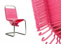 Coat Check Chair by Joey Zeledón | Design Milk