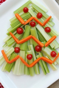 41 Adorable Food Decorating Ideas For The Holidays