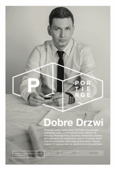 Brand and corporate design for Portierge on Inspirationde