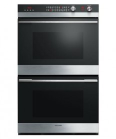 OB76DDEPX3-76cm 11 Function Double Pyrolytic Built-in Oven