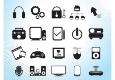 Modern Technology - Download Free Vector Art, Stock Graphics & Images