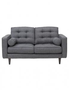 Bianco Hudson 2-Seater Sofa - Bianco