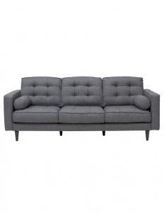 Bianco Hudson 3-Seater Sofa - 1130302