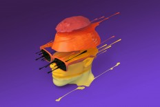 Perspective, Form and Fluids | Abduzeedo Design Inspiration