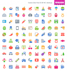 Blog, Freebies | Icojam - sweetest free & premium royalty-free stock icons | stock icons, stock icon sets, premium icons, royalty-free icons, high-quality icons, vector icons, flat icons, free icons
